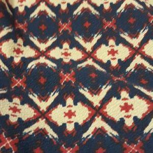 LuLaRoe Dresses - EUC LulaRoe fit & flare dress  medium